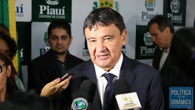 Para o governador Wellington Dias (PT), é essencial manter o PT no comando da segunda maior cidade do estado (Foto:Jailson Soares/PoliticaDinamica.com)