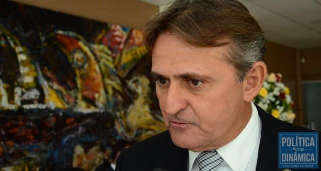 O vereador Luiz Lobão (Foto: Jailson Soares/PoliticaDinamica.com)