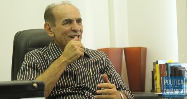 Deputado Marcelo Castro afirma que agora só depende do governador para que o acordo seja firmado (Foto: Jailson Soares/PoliticaDinamica.com)
