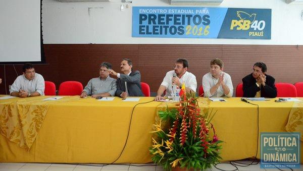 Wilson fez críticas ao governador Wellington Dias e avaliou o cenário para 2018 (foto: Jialson Soares/PoliticaDinamica.com)