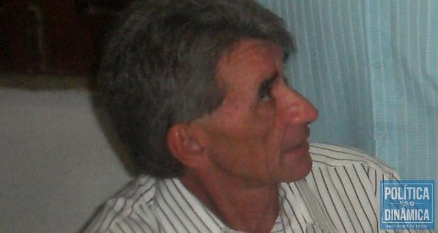 Vereador Homim foi presidente da Câmara do município de Itaueira (Foto: Divulgação)