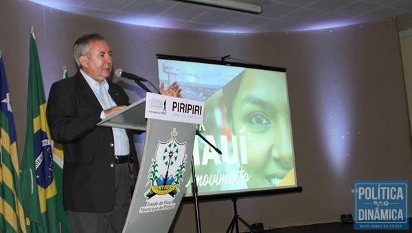 Ex-ministro que o PMDB com candidato próprio em 2018 (Foto:Ascom)