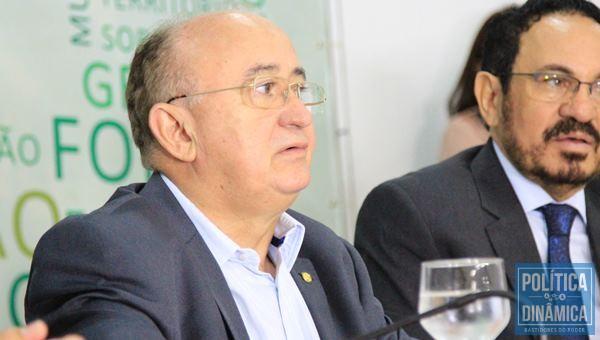 Júlio César quer ser candidato a senador em 2018 (Foto:Jailson Soares/PoliticaDinamica.com)