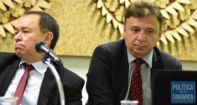 Equipe econômica do governo admite risco (Foto: Jailson Soares/PoliticaDinamica.com)