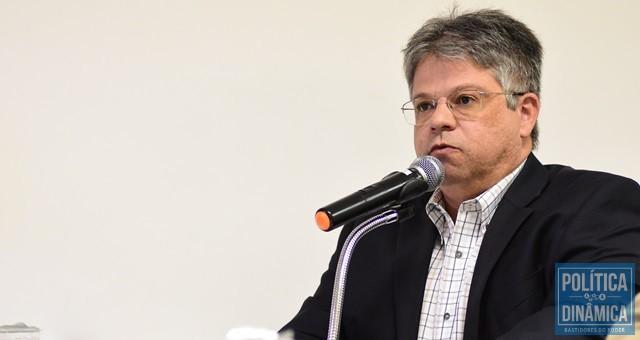 Gustavo Neiva é um dos autores do requerimento (Foto: Jailson Soares/PoliticaDinamica)