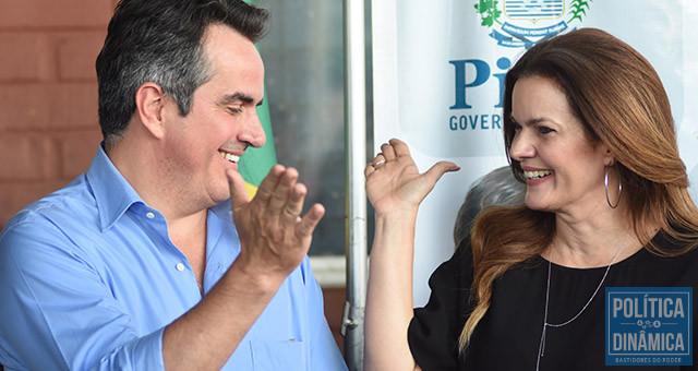 Se a postura de todos os deputados do PP fosse igual de a Iracema Portella, nem precisava de lançamento de pré-campanha (foto: Jailson Soares | PoliticaDinamica.com)