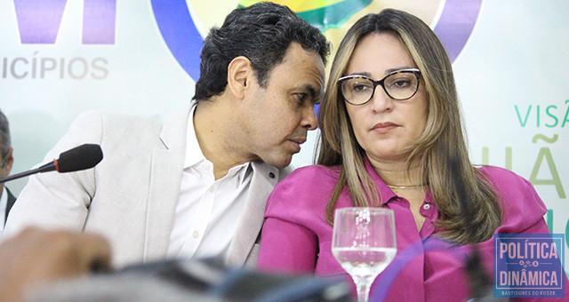 Gil é o preferido de Rejane Dias para ocupar SEDUC (foto: Jailson Soares | politicaDinamica.com)