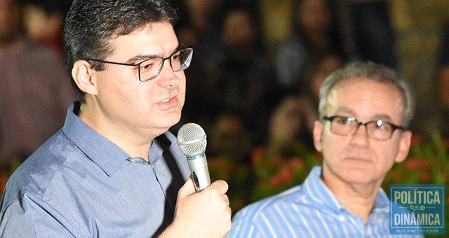 Luciano: segundo Freitas Neto, para proteger legado de Firmino é preciso reestruturar PSDB para próximas eleições (foto: Marcos Melo | PoliticaDInamica)
