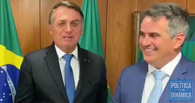 Ciro está voltado ao cenário nacional com Bolsonaro; falta de candidato competitivo na oposição favorece articulação de Themístocles (foto: reprodução | Instagram)