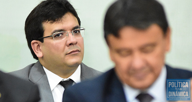 Bom pra derrotar: Ciro diz que ter Rafael Fonteles como adversário é o melhor dos cenários para a oposição (foto: Jailson Soares   PoliticaDInamica)