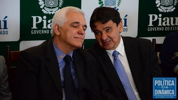 Wellington Dias contou com apoio dos deputados para aprovar aumento (Foto:JailsonSoares/PoliticaDinamica.com)