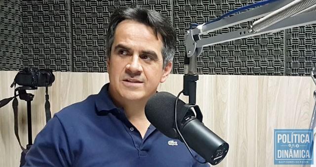 bd916cc86 Ciro está decidido, de maneira irreversível segundo ele, a levar a eleição  de Picos