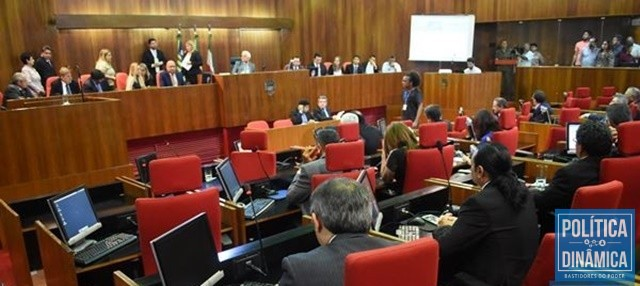 031a0877 Assembleia já teve irmãos deputados (Foto: Jailson  Soares/PoliticaDinamica.com)