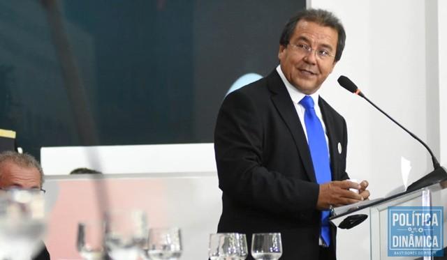 26a182129fe6 O novo presidente da APPM, Jonas Moura (Foto: Jailson  Soares/PoliticaDinamica.