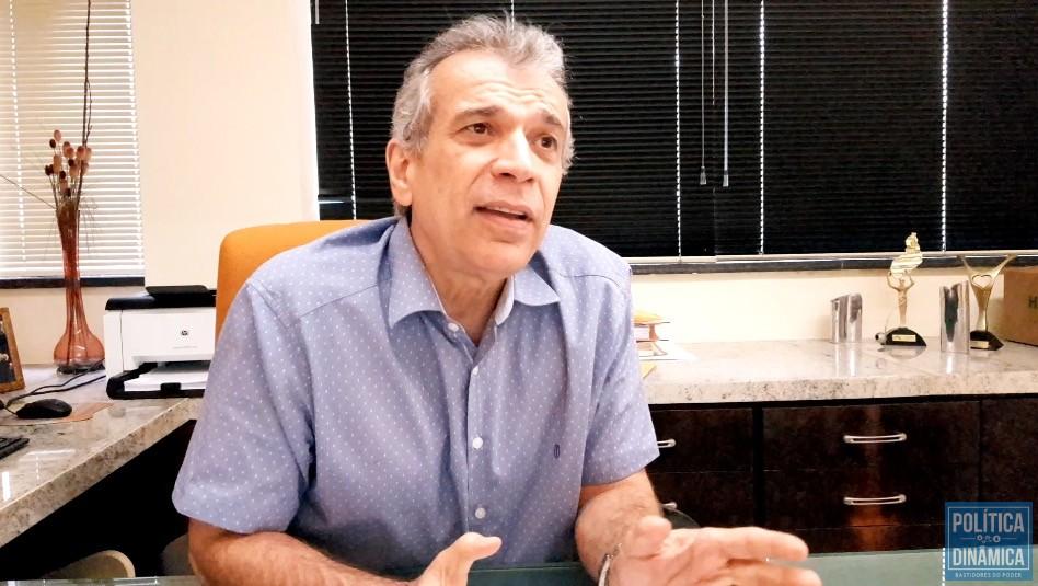 JVC aponta que o Wellington Dias antecipou demais as discussões eleitorais para desviar a atenção da gestão equivocada que tem feito, priorizando acordos eleitoreiros ao invés da eficiência do serviço público (foto: Marcos Melo | PoliticaDinamica.com)