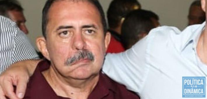 Em 2016, Carlim Leal perdeu a disputa para prefeito de Pau D´arco; a história caminha para o mesmo resultado em Altos em 2020, pelo menos até aqui (foto: Facebook)