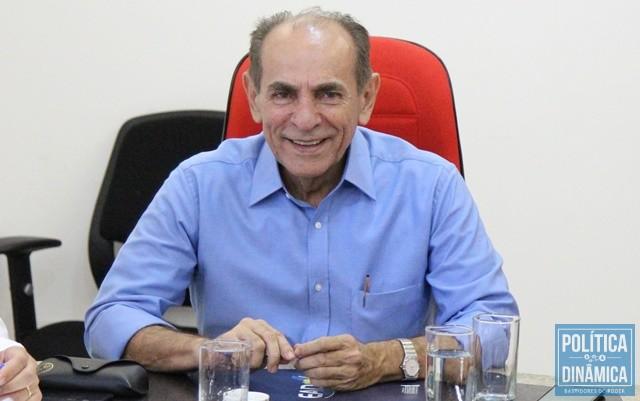 02dd66b25 Marcelo seguirá no comando do MDB no PI (Foto: Jailson  Soares/PoliticaDinamica.