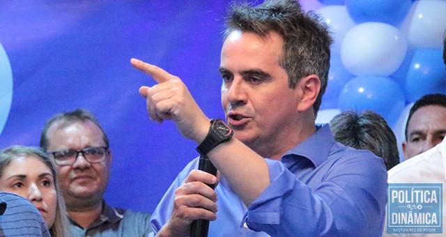 Ciro Nogueira foi bastante firme no sentido de apontar um caminho coeso para os Progressistas nas eleições de 2018 (foto: Marcos Melo | politicaDinamica.com)