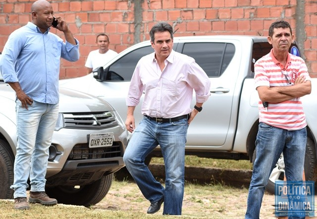 Ciro diz que ação da PF foi exagerada (Foto: Jailson Soares/PoliticaDinamica.com)