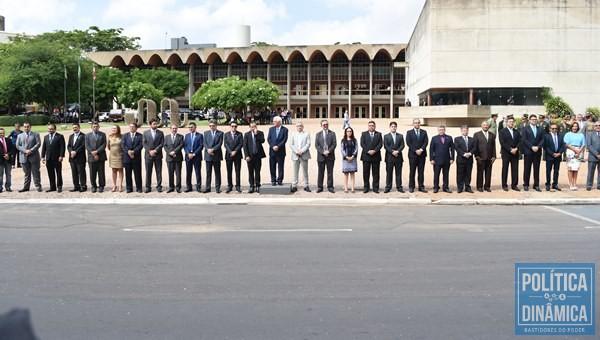Robert Rios acusa deputados de servirem ao governo (Foto:JAilsonSoares/PoliticaDinamica.com)