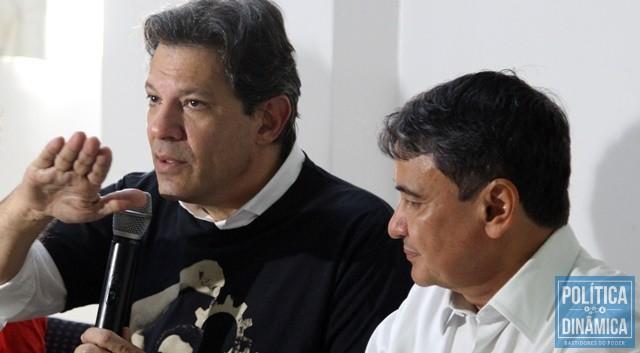 eac9ca70fc4b Haddad fala que decisão tem força de lei (Foto: Gustavo  Almeida/PoliticaDinamica)