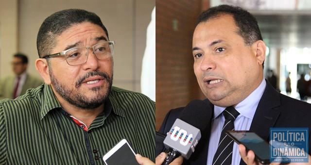 4fc543b368 Sérgio Bandeira discorda de ideias de Evaldo (Foto: Jailson  Soares/PoliticaDinamica.com