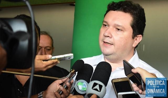 06476b6a17 Presidente do PSL no Piauí reagiu (Foto: Jailson  Soares/PoliticaDinamica.com)