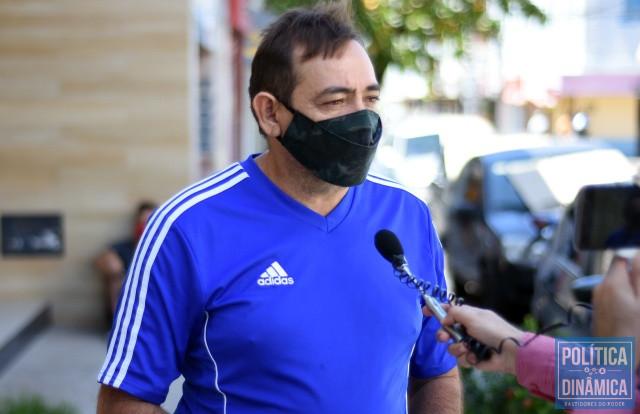 Paulo Lauriano culpa gestão estadual por problemas (Foto: Jailson Soares/PoliticaDinamica)