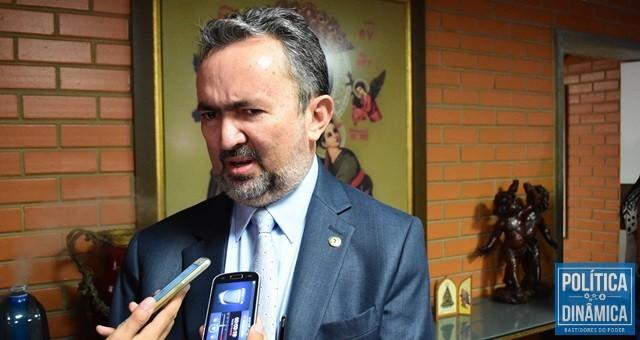 e8a1e1c9782c3c Ex-deputado vai tentar recomeçar na política (Foto: Jailson  Soares/PoliticaDinamica.