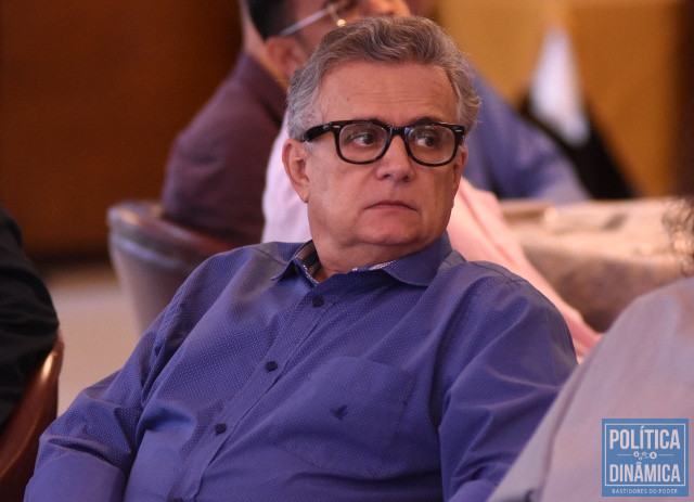 Flávio Nogueira aponta falta de líderes populares (Foto: Jailson Soares/PoliticaDinamica.com)