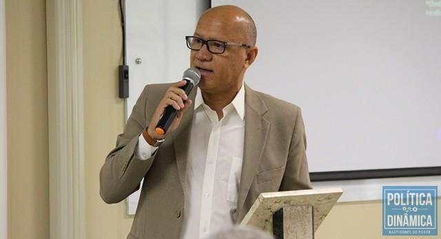 39efd1241 Franzé fala em pressão sobre o governador (Foto: Jailson  Soares/PoliticaDinamica.com