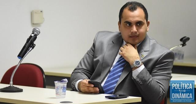Georgiano é único deputado estadual do PSD (Foto: Jailson Soares/PoliticaDinamica.com)