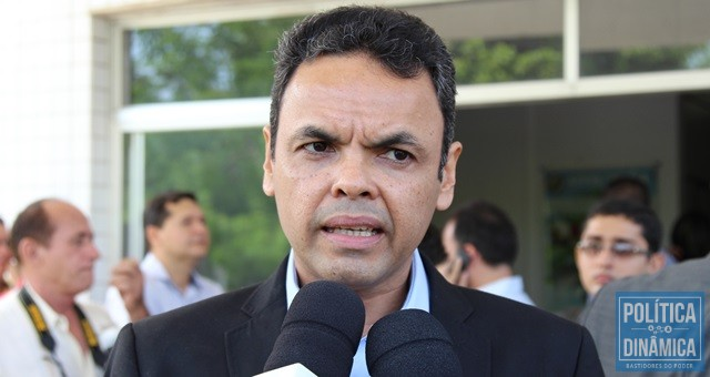 Prefeito lamenta que a verba não veio (Foto: Jailson Soares/PoliticaDinamica.com)