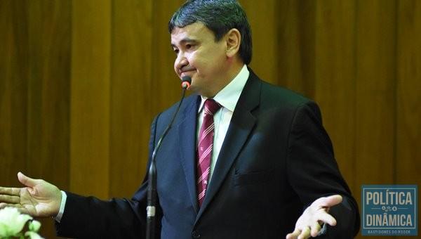 Governador Wellington Dias é acusado de desviar dinheiro de empréstimos (Foto:JailsonSoares/PoliticaDinamica.com)