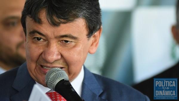 Wellington Dias procura substitutos para secretários (Foto:JailsonSoares/PoliticaDinamica.com)