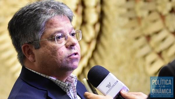 Gustavo Neiva diz que números preocupam (Foto:JailsonSoares/PoliticaDinamica.com)