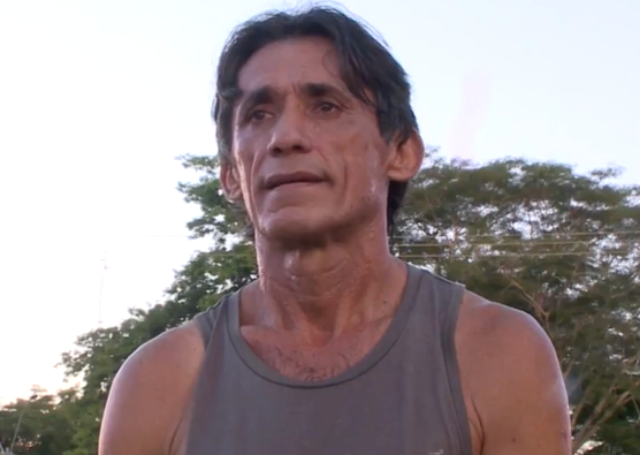 Persistente no esporte e na política, ele não desiste (Foto: Reprodução/TV Clube)