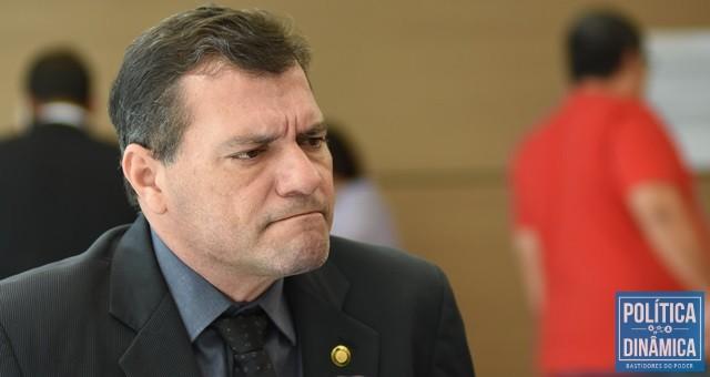 Arroz fala que prefeito não honrou promessa (Foto  Jailson  Soares PoliticaDinamica) 75e200326