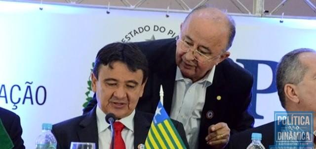 Júlio César queria vaga na chapa de W.Dias (Foto: Jailson Soares/PoliticaDinamica.com)