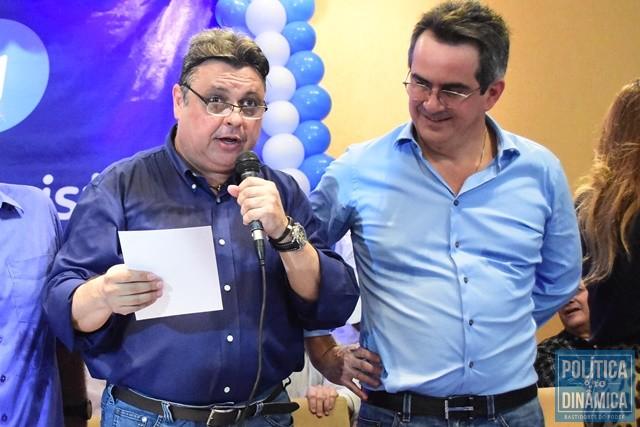 Júlio é amigo e aliado de Ciro Nogueira (Foto: Jailson Soares/PoliticaDinamica.com)