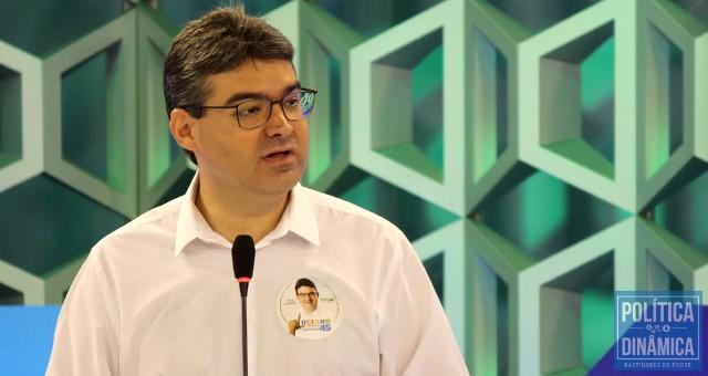 Luciano teve crescimento acima da margem de erro e já pontua com dois dígitos, desempenho que era cobrado por apoiadores em potencial (foto: Marcos Melo | PoliticaDinamica.com)