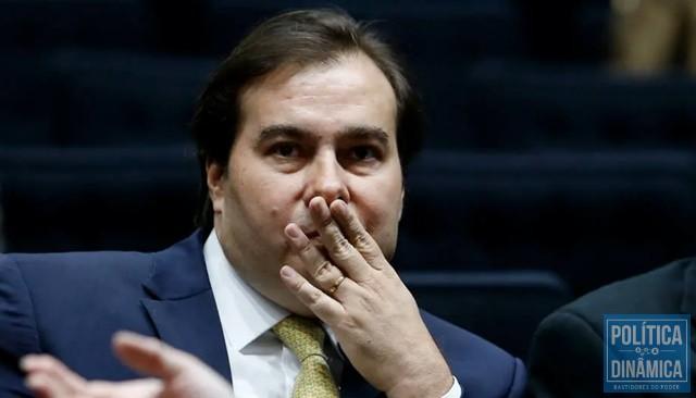 Rodrigo Maia segue no comanda da Câmara (Dida Sampaio/Estadão)