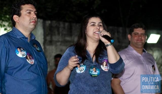 premium selection 4cdb2 fd89d Marina substituiu Marcos na disputa pela Câmara e foi eleita com mais de 70  mil votos
