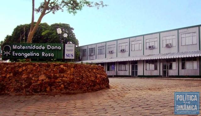 fe477813231e2 Maternidade Dona Evangelina Rosa, em Teresina (Foto: Reprodução/Internet)
