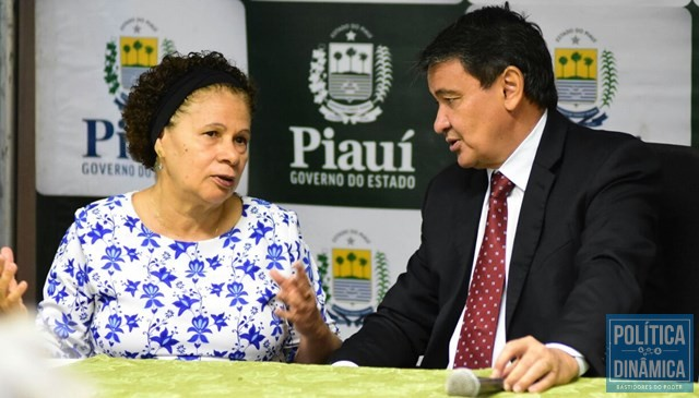 Regina também deve ficar fora da chapa (Foto: Jailson Soares/PoliticaDinamica.com)
