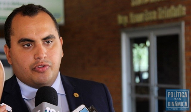 ed72314022c3 O deputado estadual Georgiano Neto (Foto: Jailson  Soares/PoliticaDinamica.com)