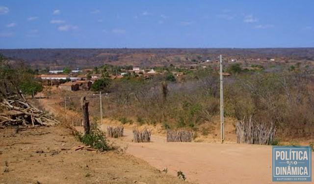 Morro Cabeça no Tempo não possui acesso asfaltado (Foto: Reprodução/Internet)
