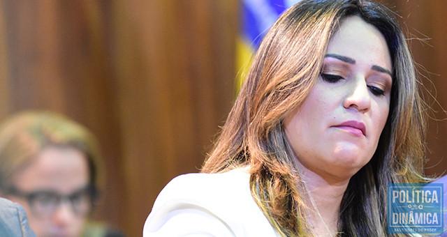 Peso grande: em 2022, Wellington já vai ter que carregar o peso da campanha da esposa, a pior deputada do Piauí segundo o Ranking dos Políticos 2020 (foto: Jailson Soares | PoliticaDinamica.com)