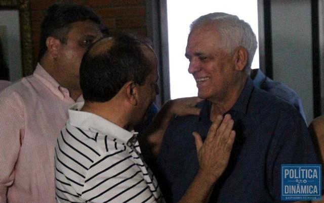 5f2776462d4575 De adversários a aliados em poucas horas (Foto: Jailson  Soares/PoliticaDinamica.com