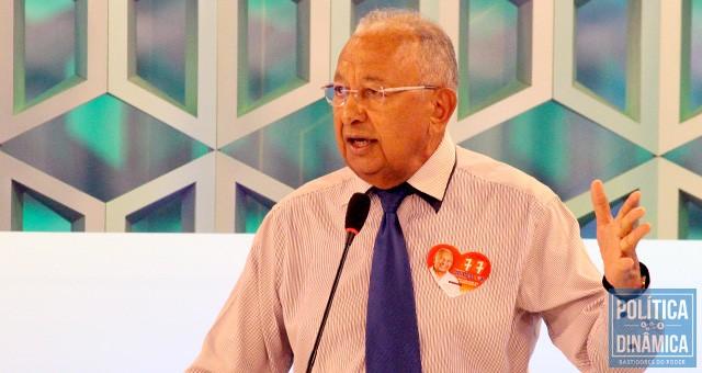 Pessoa ainda é o candidato mais destacado entre aqueles da oposição e sua entrada na disputa acelerou perda de votos de Wellington (foto: Marcos Melo | PoliticaDInamica.com)